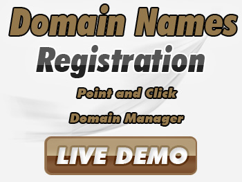 Affordably priced domain registrations & transfers